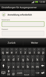 HTC One SV - E-Mail - Manuelle Konfiguration - Schritt 13