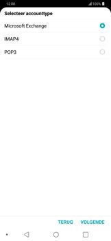 LG g7-thinq-g710 - E-mail - Account instellen (IMAP zonder SMTP-verificatie) - Stap 9