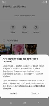 Samsung Galaxy Note20 Ultra 5G - Contact, Appels, SMS/MMS - Envoyer un MMS - Étape 16