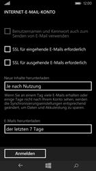 Microsoft Lumia 435 - E-Mail - Konto einrichten - Schritt 17