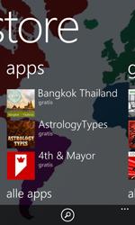 Nokia Lumia 625 - Applicaties - Downloaden - Stap 6