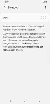 Samsung Galaxy S9 - Bluetooth - Geräte koppeln - 8 / 12