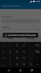 HTC One M8 - E-mail - Account instellen (IMAP zonder SMTP-verificatie) - Stap 12