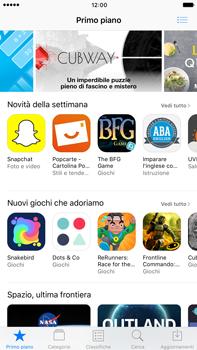 Apple Apple iPhone 7 Plus - Applicazioni - Come verificare la disponibilità di aggiornamenti per l
