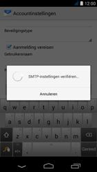 Acer Liquid Jade S - E-mail - Handmatig instellen - Stap 16