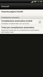 HTC One S - Internet e roaming dati - Configurazione manuale - Fase 21