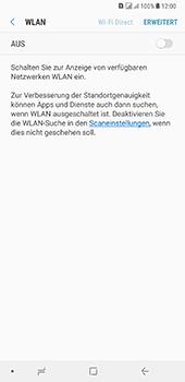 Samsung Galaxy A8 Plus (2018) - WLAN - Manuelle Konfiguration - Schritt 6