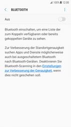 Samsung Galaxy S7 - Android N - Bluetooth - Verbinden von Geräten - Schritt 6