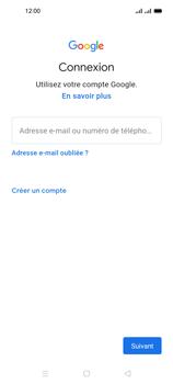 Oppo A53s - E-mails - Ajouter ou modifier votre compte Gmail - Étape 8