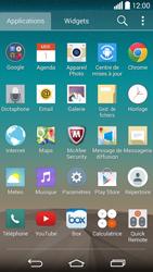 LG G3 - Applications - Installation d