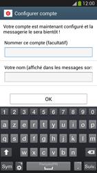 Samsung Galaxy S 4 Active - E-mail - configuration manuelle - Étape 18