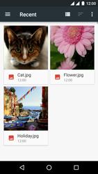Android One GM6 - MMS - hoe te versturen - Stap 13