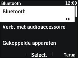 Nokia Asha 302 - bluetooth - aanzetten - stap 6