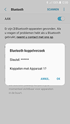 Samsung Galaxy A5 (2017) - Android Oreo - Bluetooth - headset, carkit verbinding - Stap 8