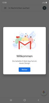 Samsung Galaxy Note 10 - E-Mail - 032a. Email wizard - Gmail - Schritt 14