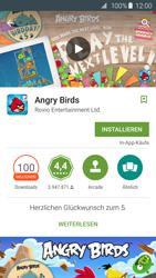 Samsung G920F Galaxy S6 - Apps - Herunterladen - Schritt 17