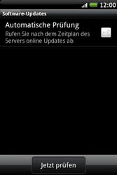 HTC A510e Wildfire S - Software - Update - Schritt 6