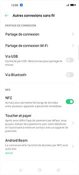 Oppo Find X2 Neo - Internet et connexion - Utiliser le mode modem par USB - Étape 7