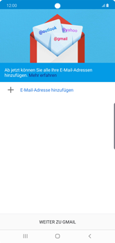 Samsung Galaxy Note 10 Plus 5G - E-Mail - 032b. Email wizard - Yahoo - Schritt 6