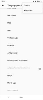 Sony Xperia 1 - Internet - handmatig instellen - Stap 19