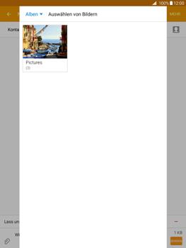Samsung Galaxy Tab A 9.7 - MMS - Erstellen und senden - 2 / 2