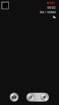 Samsung Galaxy Note 3 - Photos, vidéos, musique - Créer une vidéo - Étape 8