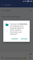 HTC HTC 10 - MMS - Afbeeldingen verzenden - Stap 13