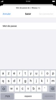 Apple iPhone 8 Plus - iOS 13 - WiFi - Configuration du WiFi - Étape 6