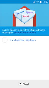 Samsung Galaxy Note 4 - E-Mail - Konto einrichten (gmail) - 2 / 2