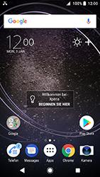 Sony Xperia XA2 - Anrufe - Anrufe blockieren - 2 / 8