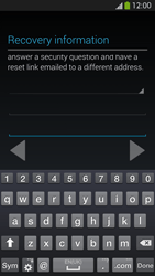 Samsung Galaxy S 4 Active - Applications - Setting up the application store - Step 15