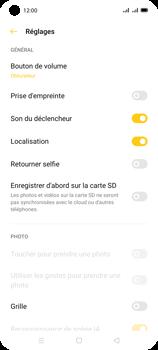 Oppo A72 - Photos, vidéos, musique - Créer une vidéo - Étape 7