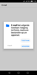 Huawei Y5 (2018) - E-mail - e-mail instellen (outlook) - Stap 12