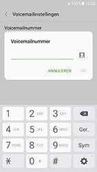 Samsung Galaxy A3 (2017) - Voicemail - handmatig instellen - Stap 9