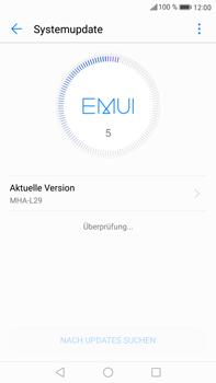 Huawei Mate 9 - Software - Installieren von Software-Updates - Schritt 6
