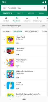 Nokia 6.1 Plus - Android Pie - Apps - Herunterladen - Schritt 7