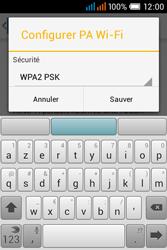 Alcatel OT-4015X Pop C1 - Internet et connexion - Partager votre connexion en Wi-Fi - Étape 9