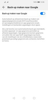 Huawei Y5 (2019) - Data - maak een back-up met je account - Stap 7