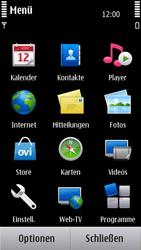 Nokia N8-00 - MMS - Erstellen und senden - Schritt 5