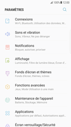 Samsung Galaxy S6 Edge - Android Nougat - WiFi - Configuration du WiFi - Étape 4