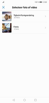 Huawei P20 Lite - E-mail - hoe te versturen - Stap 12