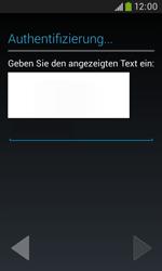 Samsung Galaxy Trend Plus - Apps - Konto anlegen und einrichten - 21 / 28