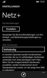 Nokia Lumia 635 - Anrufe - Rufumleitungen setzen und löschen - Schritt 5