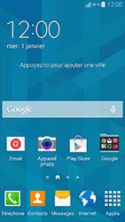 Samsung Galaxy Alpha - Photos, vidéos, musique - Regarder la TV - Étape 1