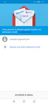 Huawei P Smart (2019) - E-mails - Ajouter ou modifier votre compte Gmail - Étape 12