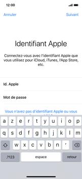 Apple iPhone XS - Données - Créer une sauvegarde avec votre compte - Étape 7
