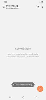 Samsung Galaxy A50 - E-Mail - Manuelle Konfiguration - Schritt 16