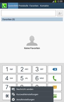 Samsung T315 Galaxy Tab 3 8-0 LTE - Anrufe - Rufumleitungen setzen und löschen - Schritt 5