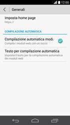 Huawei Ascend P6 - Internet e roaming dati - Configurazione manuale - Fase 23