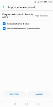 Huawei Y7 (2018) - E-mail - configurazione manuale - Fase 16